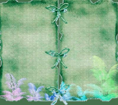 green bg fond vert