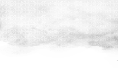 grey clouds transparent border