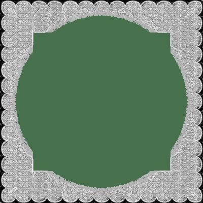 frame CIRCLE  transparent