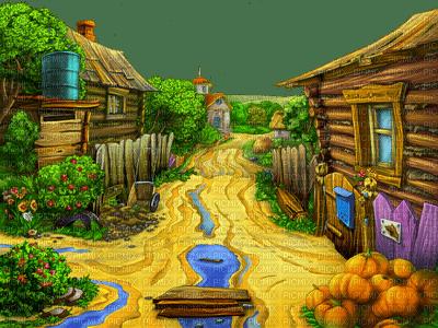 paysage Pelageya deko fond