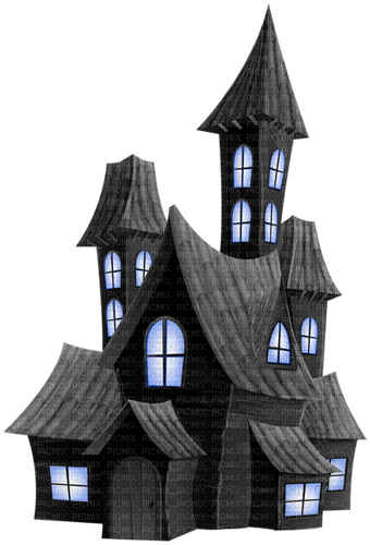 halloween castle house halloween  maison
