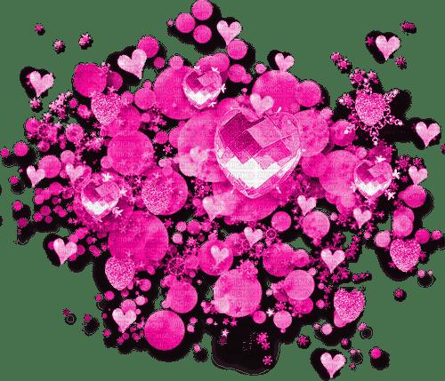 Hearts.Dots.Stars.Pink