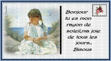 carte postale enfant