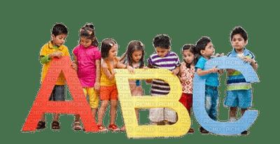 children school abc