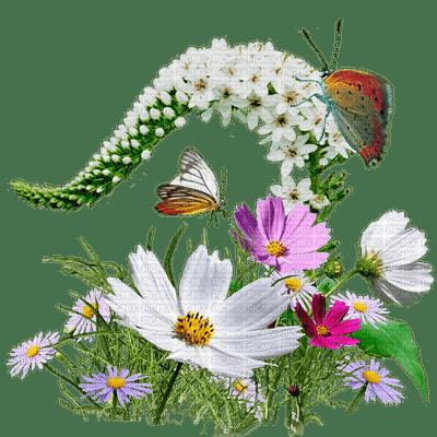 loly33 fleur papillon printemps