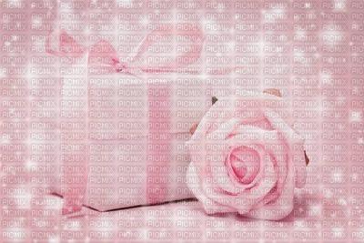 image encre bon anniversaire rose doux color effet fleur cadeau  edited by me