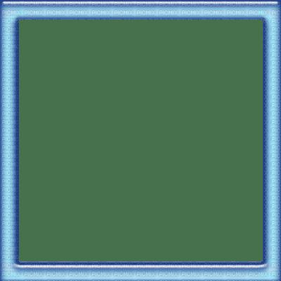 blue square frame cadre framework picmix. Black Bedroom Furniture Sets. Home Design Ideas