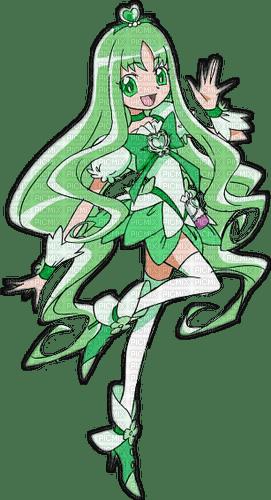 Heartcatch! Precure Cure Marine in green