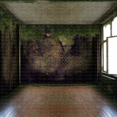 dark gothic goth room raum espace chambre wall wand mur fond background image habitación zimmer window fenetre sombre gloomy düster tube