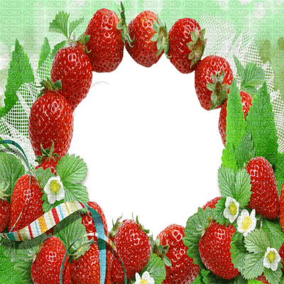 strawberry frame, strawberry frame - PicMix