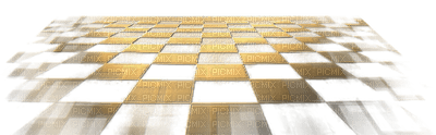 gold floor