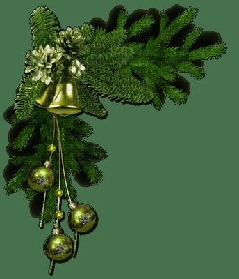 christmas noel advent branch ball bell