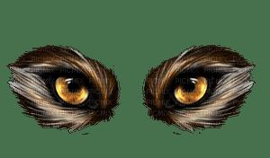 wolf eyes gold