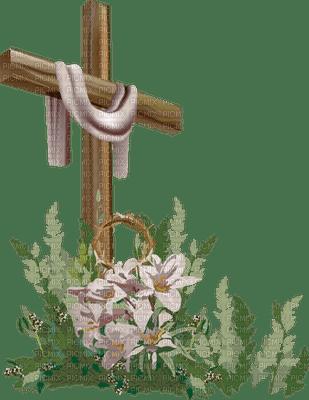 minou- easter-cross-lily-flowers-Pâques-Croix-Lis-fleurs-Pasqua-croce-giglio-fiori