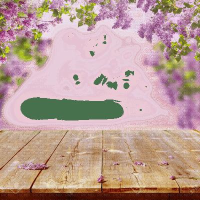 flower frame spring wooden fleur cadre printemps