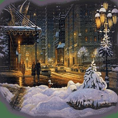 winter landscape paysage hiver