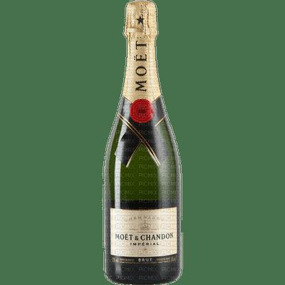 Bouteille de Champagne Moët & Chandon