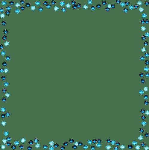 Dots.Frame.Blue