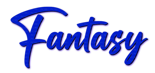 Fantasy.Text.Blue - By KittyKatLuv65