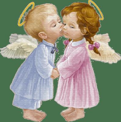 Couple angelots