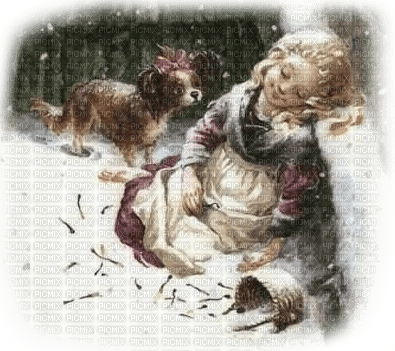 fille aux allumettes the child with matches