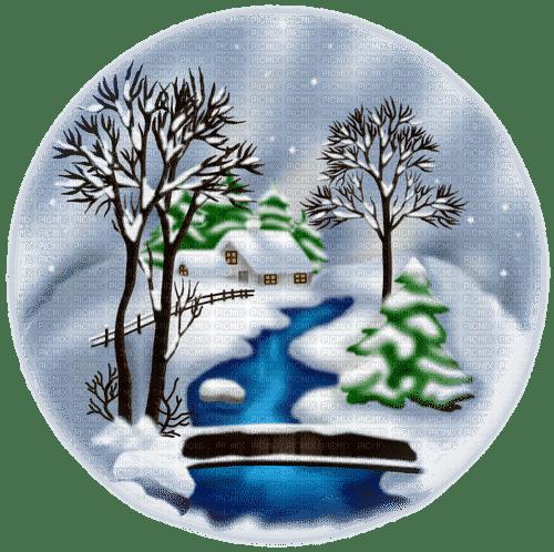 Winter House maison hiver