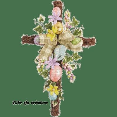 rfa créations - croix de Pâques