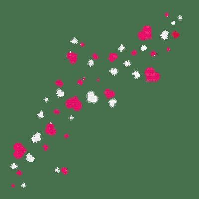 Kaz_Creations  Pink Deco Scrap Colours Hearts Love