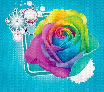 Image Encre Bon Anniversaire Color Effet Fleur Edited By Me Fond