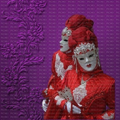 image encre couleur effet pierrot carnaval edited by me