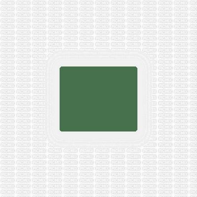 white transparent frame shadow