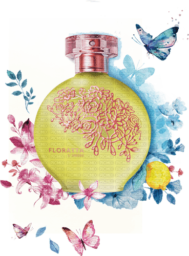 Perfume Flower - Bogusia