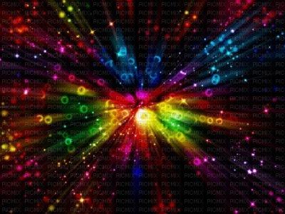 Fond-encre multicolor - PicMix