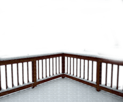 WINTER BALCONY hiver balcon