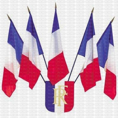 chantami soldat 1914-1918 France drapeau Armistice