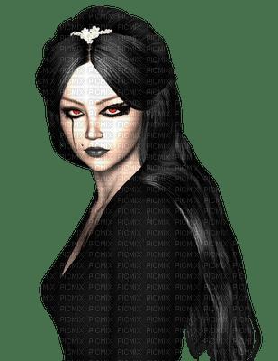 gothic woman gothique femme