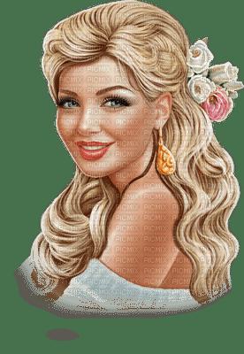 femme Pelageya ange, bébé ,fille