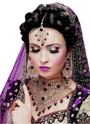 femme indienne orientale