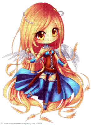 Chibi ange