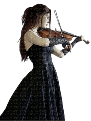 lady violon GS
