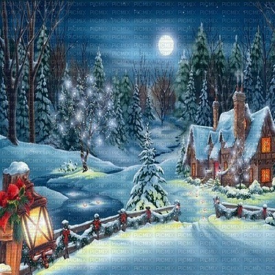 landscape  winter hiver wald house maison  snow foret tree image  forest    fond background   landschaft paysage   christmas noel xmas weihnachten Navidad рождество natal neige night nuit