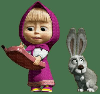 masha y el conejo