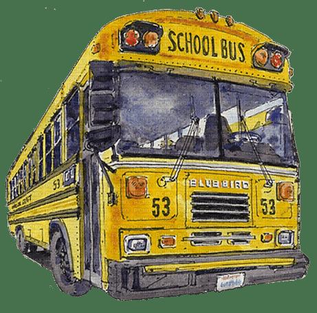 school bus vintage