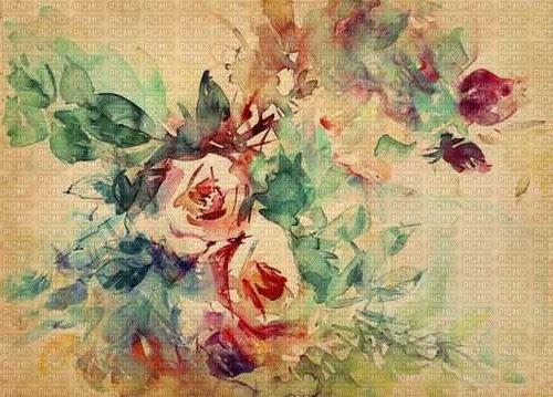 tło kwiatowe