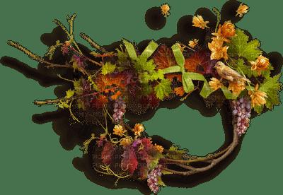 automne deco cadre autumn frame