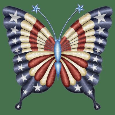 """Papillon américain """"Léa"""""""
