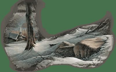 chantalmi  hiver winter neige snow noël paysage