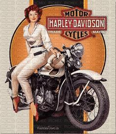 Harley Davidson-moto