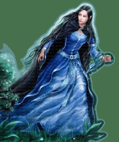Rena blue Fairy Fee Fantasy