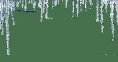 winter hiver ice deco line cadre frozen